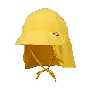 Chapéu Ajustável - Amarelo