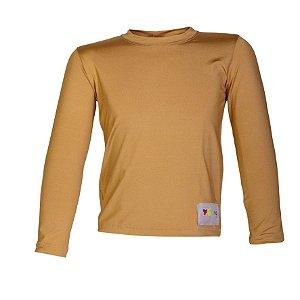 Camisa UV - Dourada