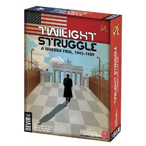 Twilight Struggle - A Guerra Fria