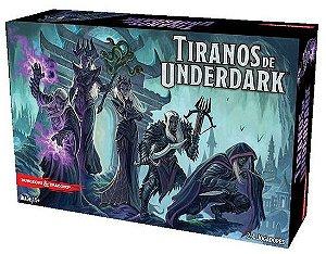 Tiranos de Underdark - Dungeons & Dragons (Pré-venda)