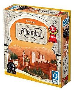Alhambra + Promo Pack Construções Mágicas (Pré-venda)
