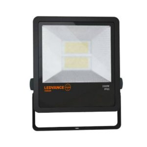 Refletor Led Floodlight 200W Bivolt IP65 5000K Preto OSRAM