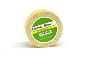 Fita Walker Tape German Brown 3 yards 1/2""