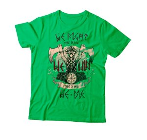 Camiseta Vikings #2