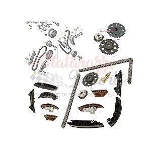 KIT CORRENTE SINCRONISMO MOTOR VOLKSWAGEN PORSCHE AUDI PASSAT CC TOUAREG CAYENNE Q7 3.6 V6 03H109503C 03H109465 03H109509A 03H109503C 03H109465 03H109509A 95510550300