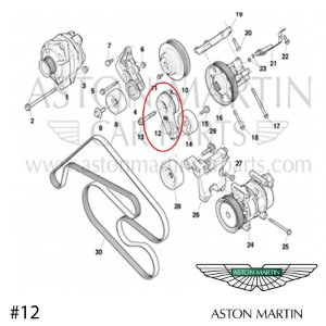 Aston Martin Miniature 1 43 further Ford F350 Wiring Diagram moreover 454 Big Block Chevy Engine Diagram moreover How To Adjust Belt Tension On A 2011 Aston Martin V8 Vantage likewise Cute Valentines Day Ideas For Your Boyfriend. on aston v8 vantage