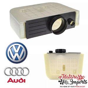 FILTRO DE AR DO MOTOR AUDI Q7 Q8 VW TOUAREG 2.0 3.0 4.0 4M0133843 4M0133843C - ORIGINAL