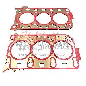 JUNTA DO CABECOTE PORSCHE PANAMERA MACAN CAYENNE 3.0 3.6 S GTS V6 2014/ - 94610417402, 94610417403, 94610417302