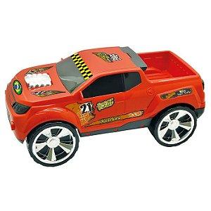 Carro Texas Rally Vermelho - Bs Toys