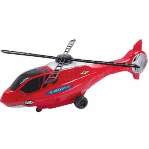 Smart Helicopter Vermelho 227F - Bs Toys