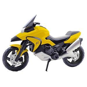 Moto Firenze Amarelo 214e - Bs Toys