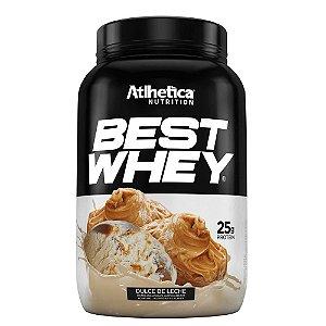 Best Whey - Sabor Doce de Leite - Atlhetica Nutrition 900g