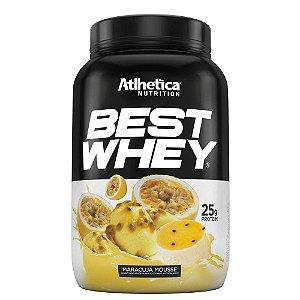 Best Whey - Sabor Maracujá - Atlhetica Nutrition 900g