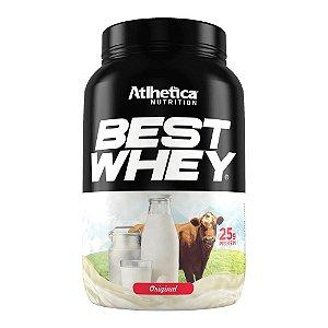 Best Whey - Sabor Original - Atlhetica Nutrition 900g