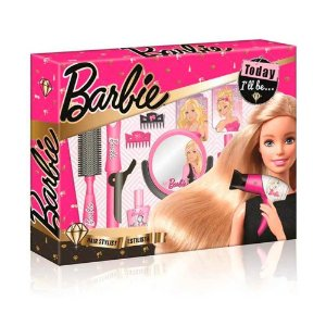 Barbie Hairstylist Babyliss - BR813