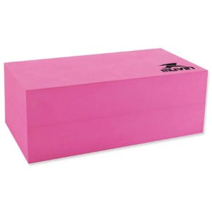 Bloco de Yoga 22cm x 8cm x 10cm – BLY-100 - Pink - Muvin
