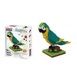 Blocos de Montar Pet Papagaio - BR884
