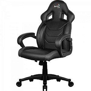 Cadeira Gamer super confortável AC60C AIR EN57662  Preta  - Aerocool