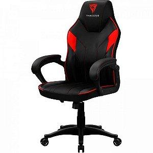 Cadeira Gamer  Pro EC1 Vermelha  e  Preta - THUNDERX3