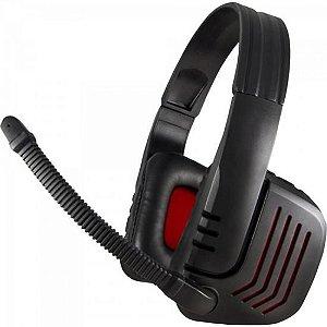 Headset Predator MI-2558RB Preto C3TECH
