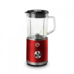 Mini Liquidificador 500W 220V ML1001V Vermelho MASTER CHEF