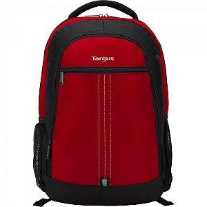"Mochila Sport p/ Notebook 15,6"" TSB89003 Preto/Vermelho TARG"