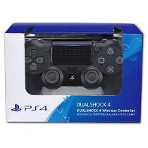 Controle Playstation 4 Slim - PS4 Preto