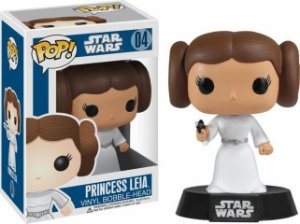 FUNKO POP - Star Wars Princess Leia - Pop Vinyl