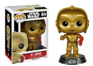 FUNKO POP - Star Wars C3PO - Pop Vinyl
