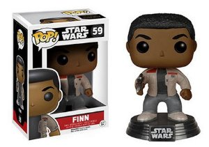 FUNKO POP - Star Wars Finn - Pop Vinyl