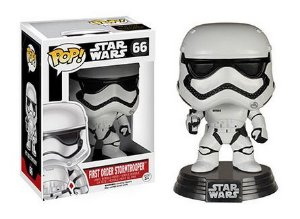 FUNKO POP - Star First Order Stormtrooper - Pop Vinyl