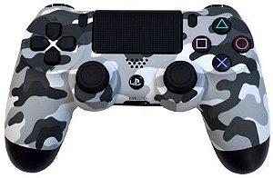 Controle Playstation 4 Camuflado - PS4