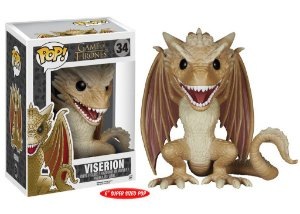FUNKO POP - Game Of Thrones - Viserion - Pop Vinyl