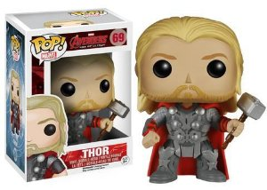 FUNKO POP - Marvel - Thor - Pop Vinyl