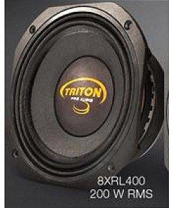TRITON PRO 8XRL400  -  8 POLEGADAS 200W RMS 8OHMS