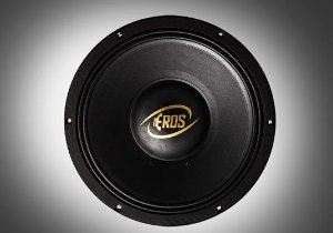 "Woofer 12"" Eros E-412 MG - 400 Watts RMS 4 ohms"
