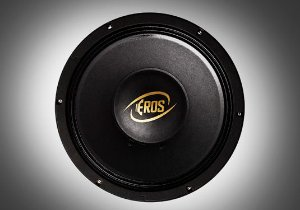 "Woofer 12"" Eros E-612 MG - 600 Watts RMS - 4 Ohms"