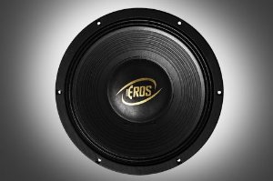 "Woofer 12"" Eros E-2012 GDS - 1000Watts RMS - 4 Ohms"