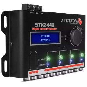 STX2448 - PROCESSADOR DE AUDIO(REMANUFATURADO)