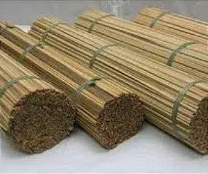 Varetas Bambu 40 cm - Embalagem 800 a 900 Uni.