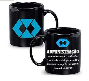 Caneca de Administração de Empresas - Caneca ADM