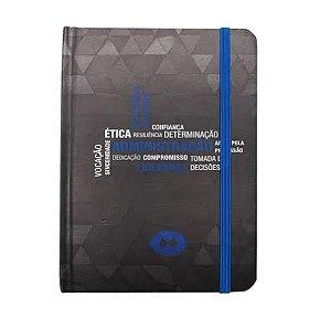 Caderno de Administração moleskini caderno de anotações de administração