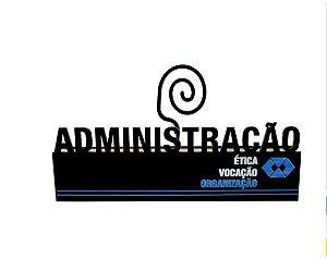 Porta retrato administração -  loja do administrador