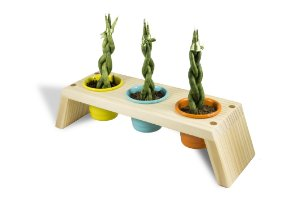 Mini Jardim Indoor - Table Garden