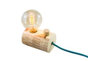 Luminária de Mesa - Ecolors Dimerizável