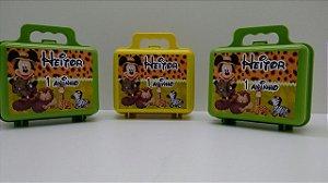 10 Maletinhas Mickey Safari