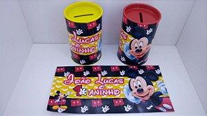 Cofrinhos Mickey