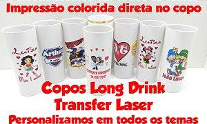 50 Copos Long Drink  R$ 175,00