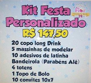 Kit Festa Cliente