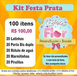 Kit Festa 100 Ìtens